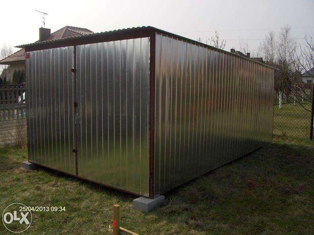 Garaz Blaszak 3x5