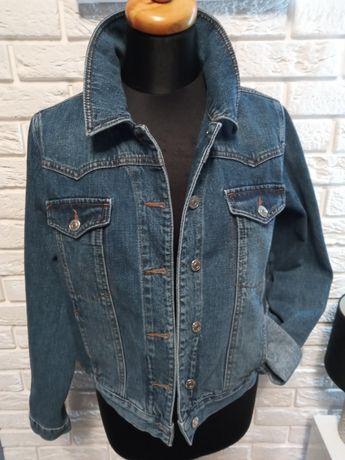 Kurtka jeansowa Topshop
