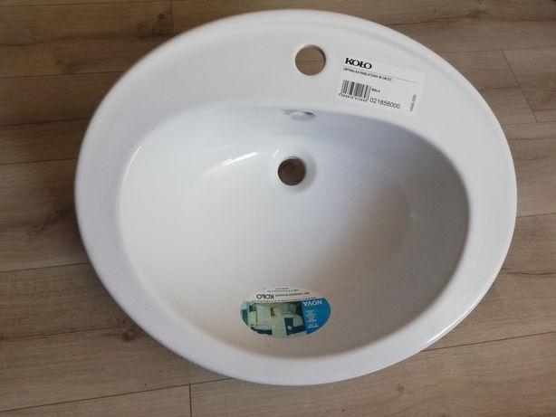 Umywalka nowa nieużywana bez syfonu
