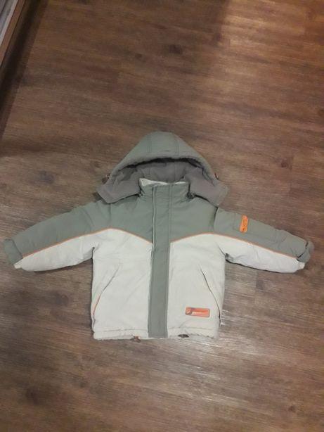 Куртка зимняя на 2-3 годика