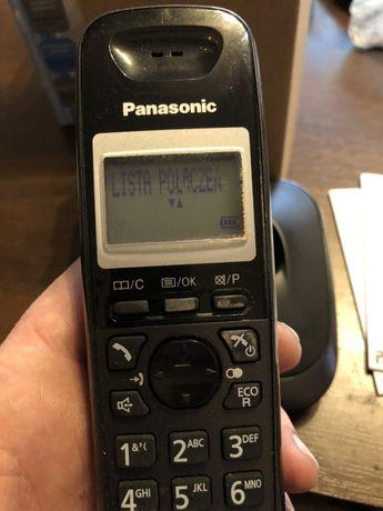 Sprzedam telefon stacjonarny marki panasonic