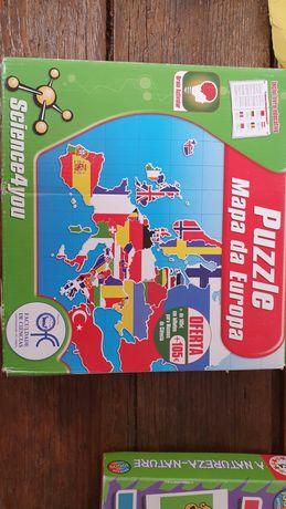 Puzzles para criança