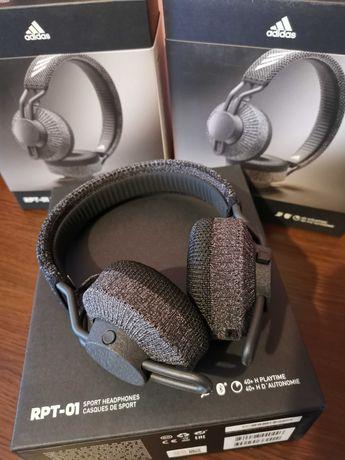 Nowe bezprzewodowe słuchawki Adidas RPT-01 SPORT Okazja-%