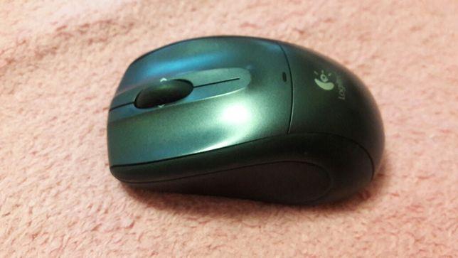 Мышка беспроводная Мышь Logitech B605 Wireless Nano Mouse (910-001444)