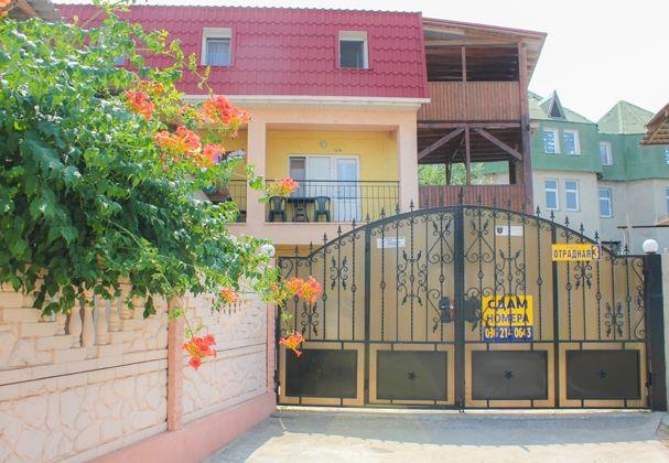 Продам действующую гостиницу на берегу Черного моря, в Затоке.