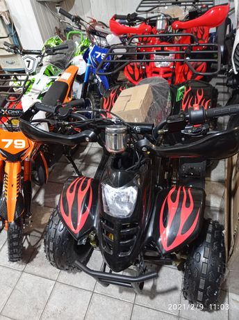 Дитячий квадроцикл 110сс і 65сс в наявності вибір