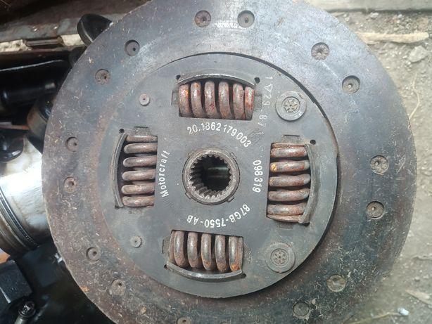 Диск щеплення (сцепление) форд Оригінал + корзина