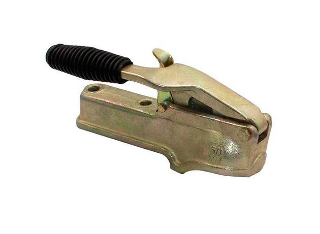 Cabeçote de Reboque 50mm Zincado com asa comprido - Ref. 690302