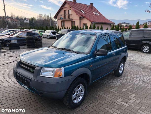 Land Rover Freelander 1998r. 1.8 benzyna 4x4 szyberdach