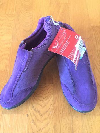 NOWE buty sportowe -skóra naturalna-38