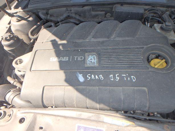 Silnik SAAB 9-5 1.9 TID Kompletny Gwarancja
