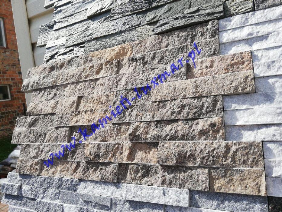 Panel elewacyjny z kamienia Naturalnego /lava /marmur/łupek Radzymin - image 1