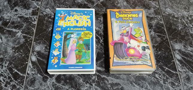 Vendo 2 filmes VHS