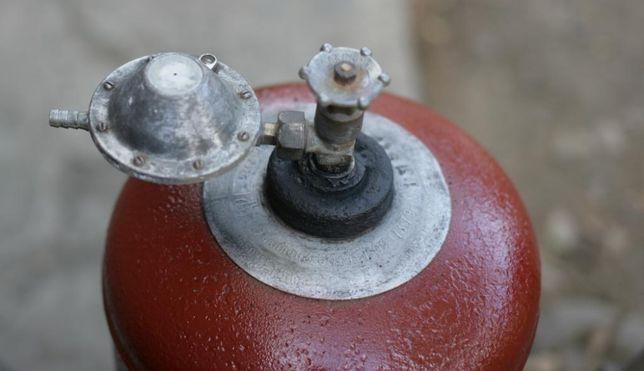 Редуктор газовый низкого давления для баллонов со сжиженным газом