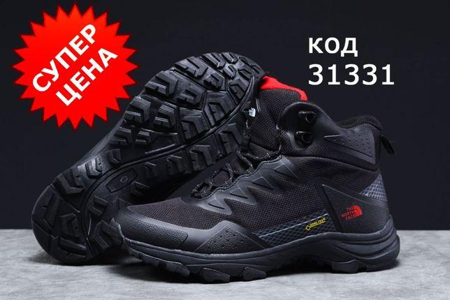 Зимние мужские кроссовки The North Face Gore-Tex-3133 термо ботинки