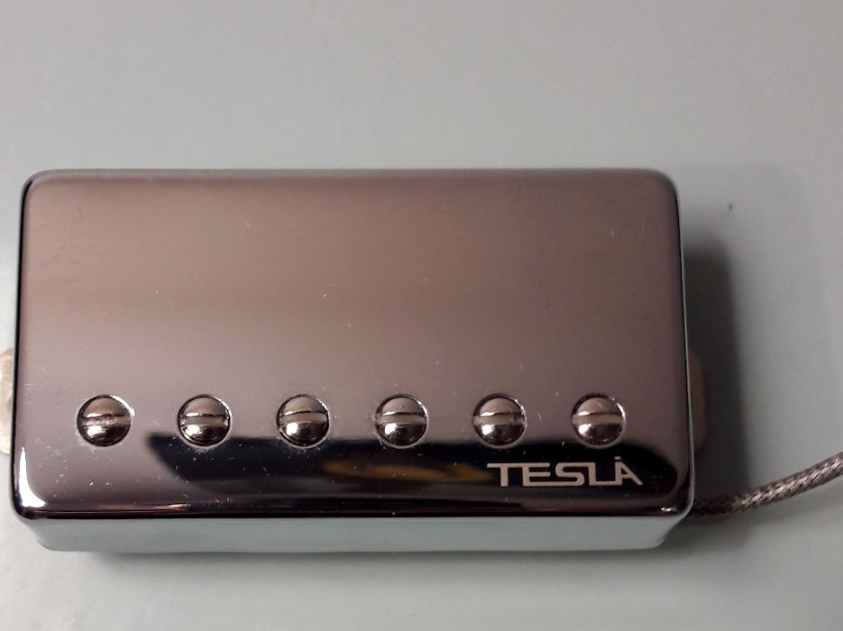 TESLA VR-60 CLASSIC Humbucker Bridge Pickup (chrome) Warszawa - image 1