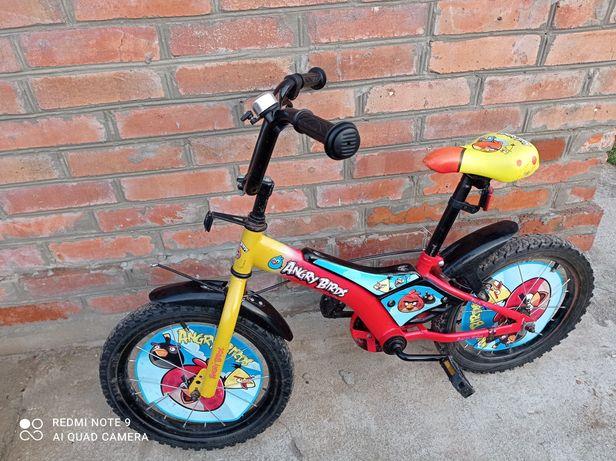 Продам дитячий чотирьох колісний велосипед в хорошому стані