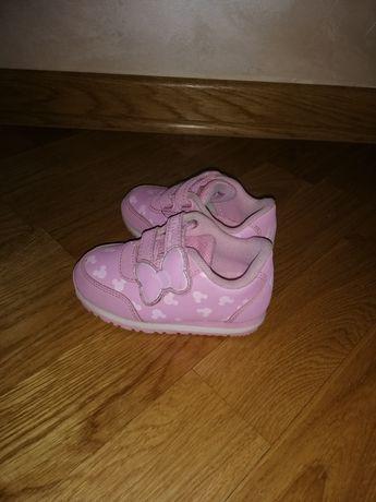 Кроссовки для девочки с Mini Mause