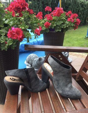 Buty Guess sandały zakryte rozmiar 40 wkładka 26 cm
