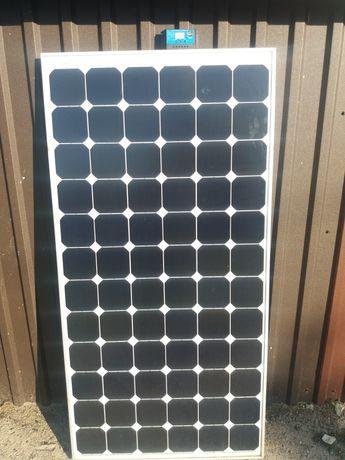 Panele fotowoltaiczne TITAN 210w 8sztuk