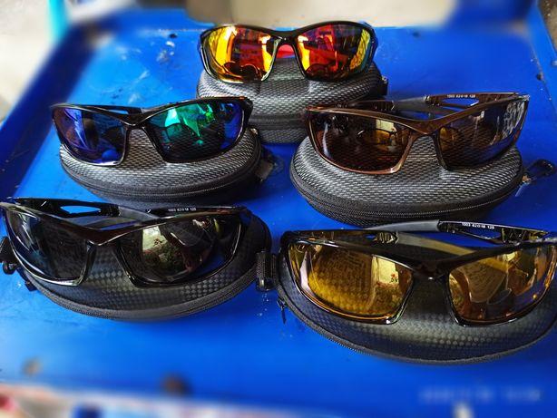 Распродажа! Поляризационные очки для рыбалки,спорта, вождения.