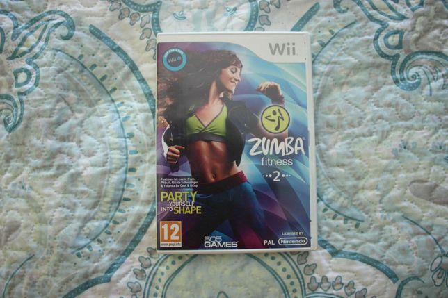 Jogo Zumba Fitness 2 para Wii