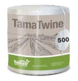 Sznurek do balotów pras Tama Twine 500 biały 2000m