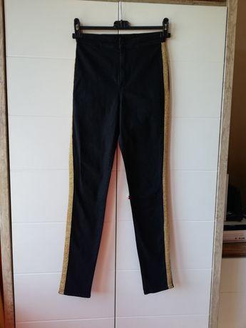 Spodnie H&M Xxs/Xs