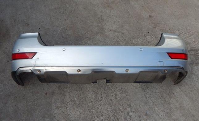 Бампер задний для Мерседес Мл Mercedes ML W164 2005-2011