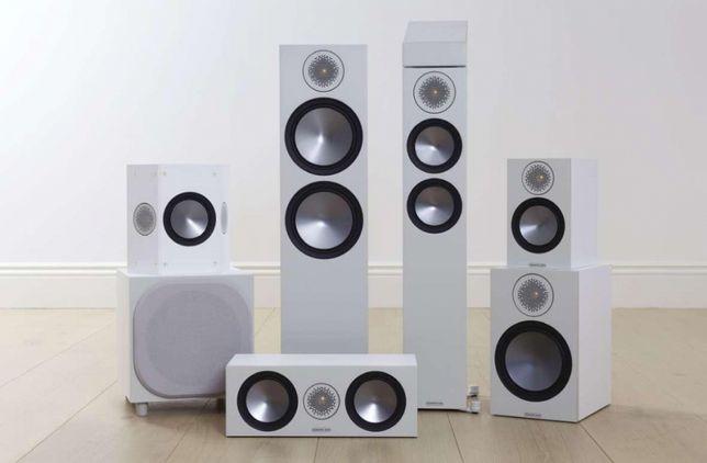 Комплект акустики 5.0 Monitor audio Bronze 500 (500+Bronze FX +C150