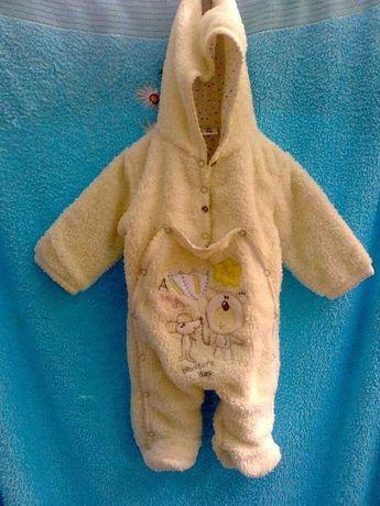 Комбинезон детский, для новорожденного (56 см)