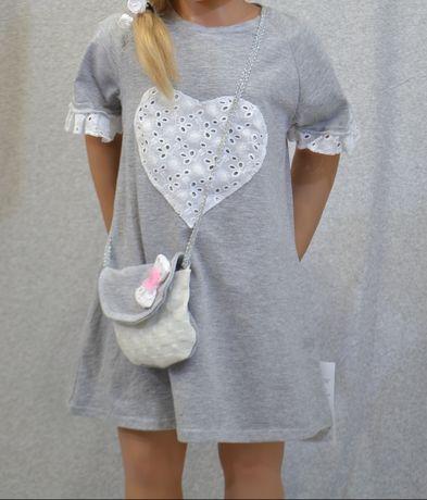 Tunika sukienka NOWA r.110-128