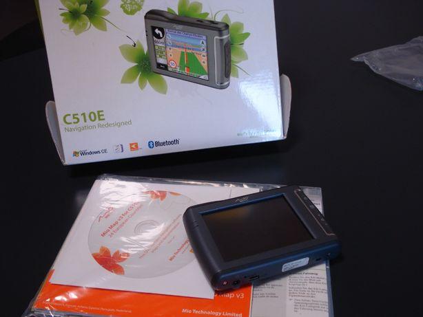 GPS # Mio C510E #