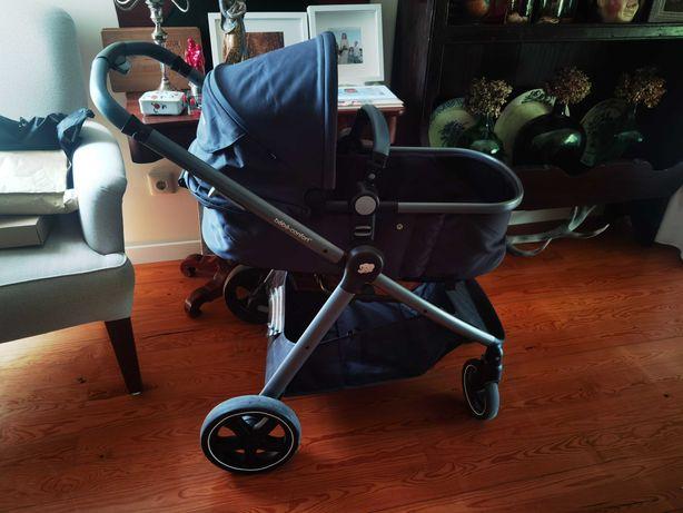 Carrinho bebé confort Zelia Essential Graphite