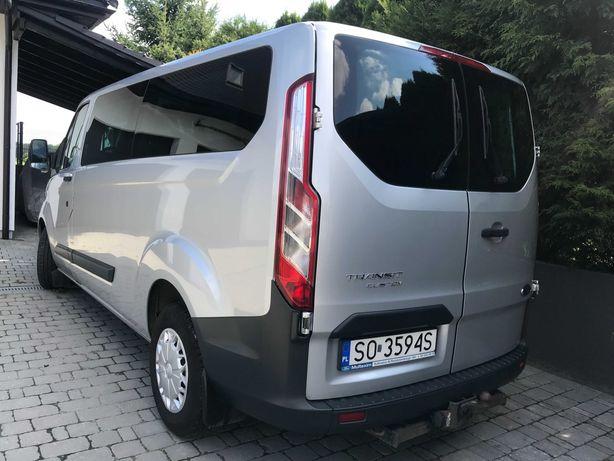 Wynajem busów 9 osobowych Polska/Europa TANIO! Wolne Terminy + HAK