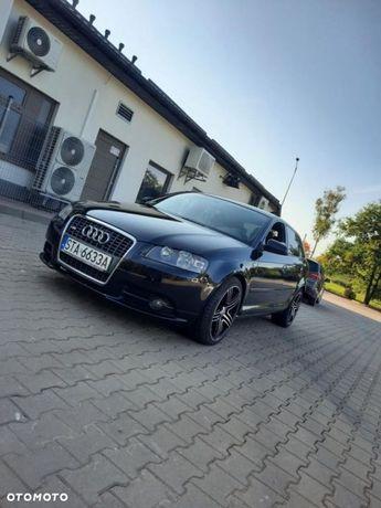 Audi A3 Audi a3 8p sportback 2xSline dpf quattro