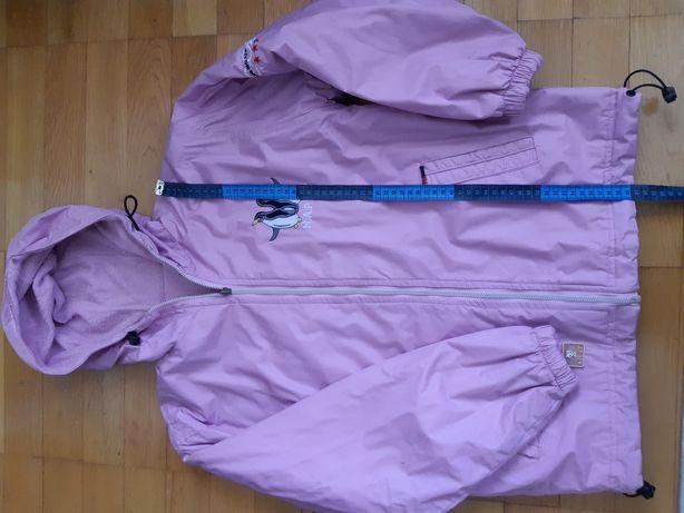 Куртка на дівчинку підлітка, зріст 140-150