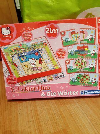 Gra planszowa puzzle