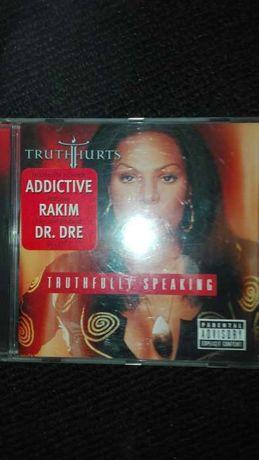 CD Truth Hurts, Truthfully Speaking feat. Rakim Exec.Prod. Dr. Dre