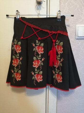 Продам юбку вышиванку