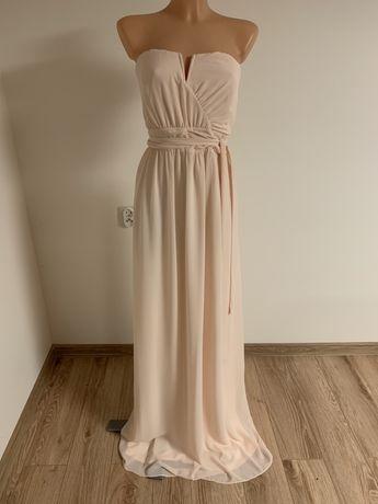 Sukienka idealna na wesele rozmiar 46 zara lou