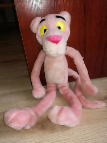 Różowa pantera, maskotka 41 cm, jak nowa.