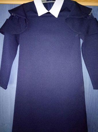 Платье школьное (форма),р.134