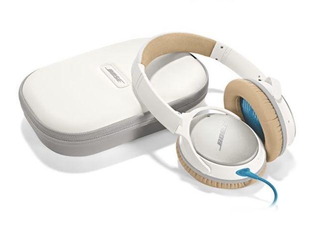 Bose QC25 noise-cancelling