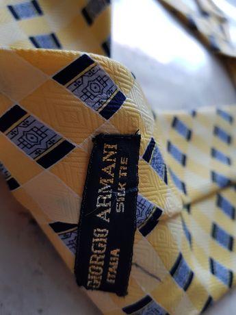 Krawat Armani