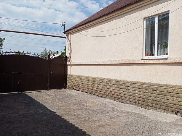Газифицированный дом с камином