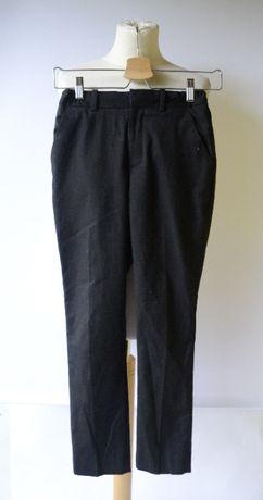 Spodnie Czarne H&M 152 cm Wizytowe 11 12 lat Garnitur Reserved Zara