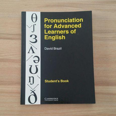 Pronunciation for Advanced Learners of English dwie książki angielski