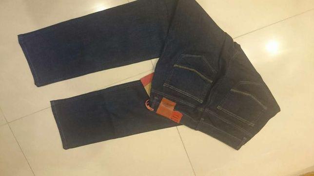 NOWE spodnie damskie jeansy, L