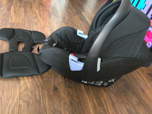 Fotelik samochodowy Recaro Privia 0-13 kg, od pierwszego dnia życia